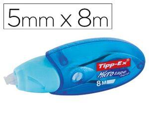 CORRECTOR TIPP-EX MICRO TAPE TWIST 6 M X 5 MM