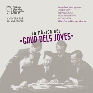 CD LA MÚSICA DEL GRUP DELS JOVES