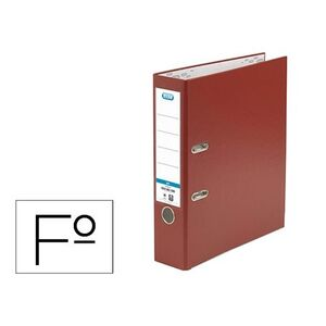 ARCHIVADOR ELBA TOP FOLIO ROJO