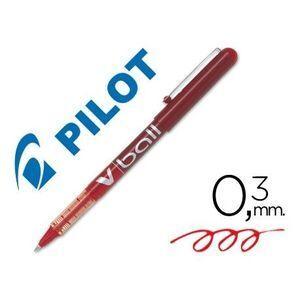 ROLLER PILOT VBALL 0,5 ROJO