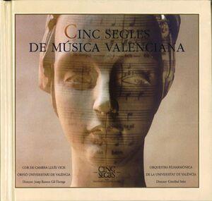 CD CINC SEGLES DE MÚSICA VALENCIANA