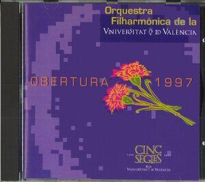 CD OBERTURA 1997