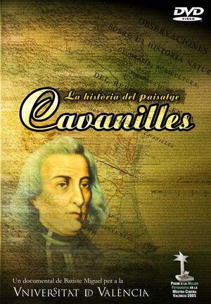DVD CAVANILLES LA HISTÒRIA DEL PAISATGE