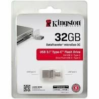 MEMORIA USB KINGSTON 32GB MICRODUO 3C