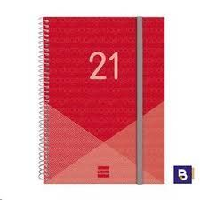 AGENDA YEAR E3 1DP 2021 ROJO