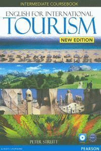 ENGLISH FOR INTERNATIONAL TOURISM INTERMEDIATE NEW EDITION COURSEBOOK AND DVD-RO