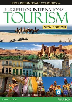 ENGLISH FOR INTERNATIONAL TOURISM UPPER INTERMEDIATE NEW EDITION COURSEBOOK AND