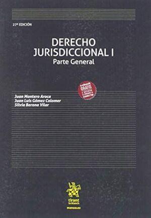 DERECHO JURISDICCIONAL I
