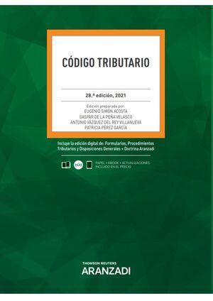 CODIGO TRIBUTARIO 2021