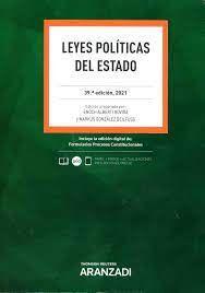 LEYES POLITICAS DEL ESTADO 2021