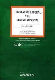 LEGISLACION LABORAL Y DE SEGURIDAD SOCIAL 2021