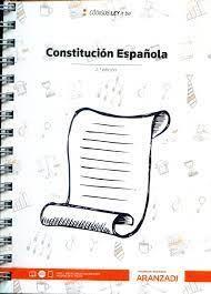 CONSTITUCION ESPAÑOLA LEYITBE 2021
