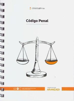 CODIGO PENAL LEYITBE 2021