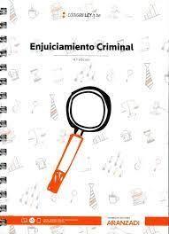 ENJUICIAMIENTO CRIMINAL LEYITBE 2021