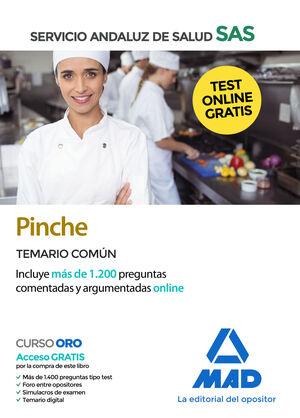 PINCHE DEL SERVICIO ANDALUZ DE SALUD. TEMARIO COMÚN