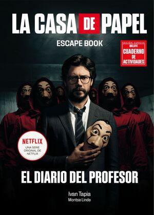 LA CASA DE PAPEL. ESCAPE BOOK EDICIÓN ESPECIAL