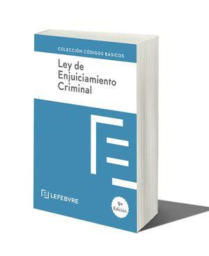 LEY DE ENJUICIAMIENTO CRIMINAL 2021