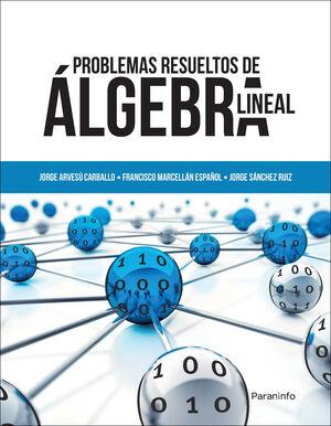 PROBLEMAS RESUELTOS DE ÁLGEBRA LINEAL