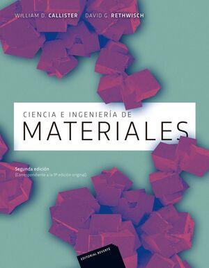INTROD. A LA CIENCIA E INGENIERÍA DE LOS MATERIALES. 2 ED.
