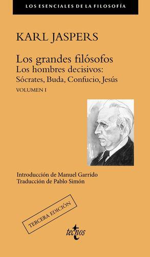LOS GRANDES FILÓSOFOS