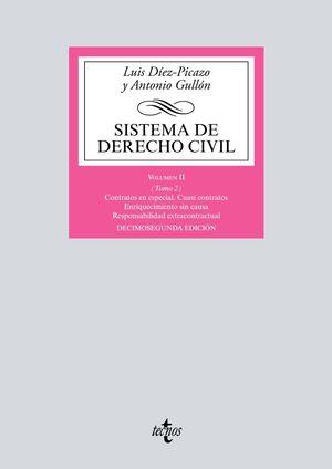 SISTEMA DE DERECHO CIVIL VOL. II T. 2