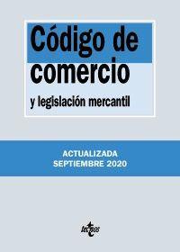 CÓDIGO DE COMERCIO Y LEGISLACIÓN MERCANTIL 20