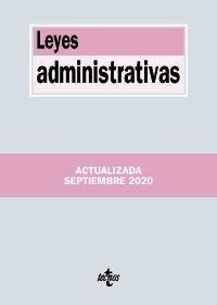 LEYES ADMINISTRATIVAS 20