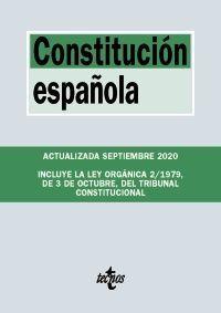 CONSTITUCIÓN ESPAÑOLA 20