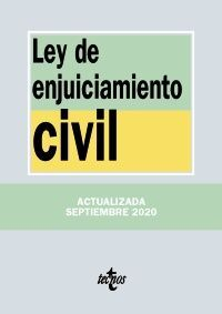 LEY DE ENJUICIAMIENTO CIVIL 20