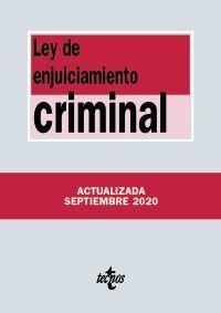 LEY DE ENJUICIAMIENTO CRIMINAL 20