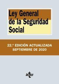 LEY GENERAL DE LA SEGURIDAD SOCIAL 20