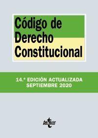 CÓDIGO DE DERECHO CONSTITUCIONAL 20