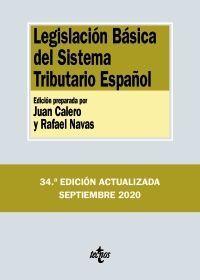 LEGISLACIÓN BÁSICA DEL SISTEMA TRIBUTARIO ESPAÑOL 20