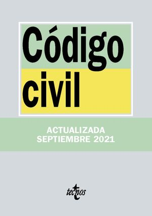CÓDIGO CIVIL 2021