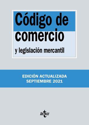 CÓDIGO DE COMERCIO 2021