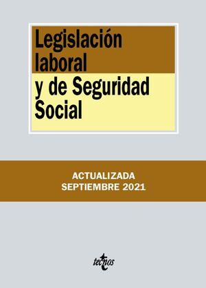 LEGISLACIÓN LABORAL Y DE SEGURIDAD SOCIAL 2021