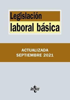 LEGISLACIÓN LABORAL BÁSICA 2021