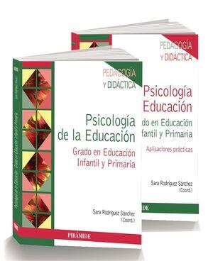 PACK-PSICOLOGÍA DE LA EDUCACIÓN
