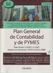 PLAN GENERAL DE CONTABILIDAD Y DE PYMES 21