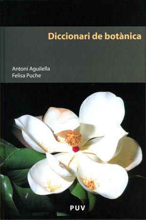 DICCIONARI DE BOTÀNICA