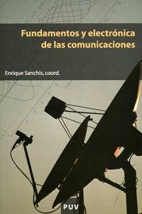 FUNDAMENTOS Y ELECTRÓNICA DE LAS COMUNICACIONES