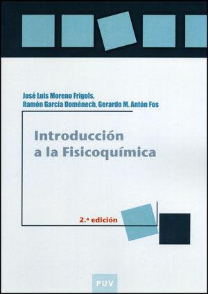 INTRODUCCIÓN A LA FISICOQUÍMICA, 2A ED.