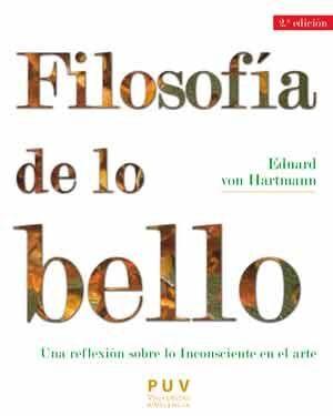 FILOSOFÍA DE LO BELLO, 2A ED.