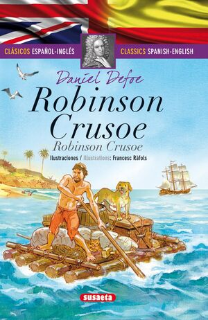 ROBINSON CRUSOE (ESPAÑOL/INGLÉS)