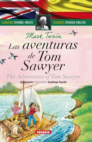 LAS AVENTURAS DE TOM SAWYER (ESPAÑOL/INGLÉS)