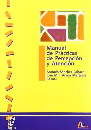 MANUAL DE PRÁCTICAS DE PERCEPCIÓN Y ATENCIÓN