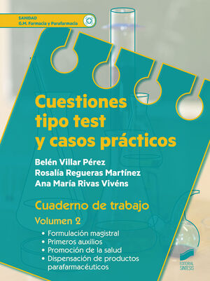 CUESTIONES TIPO TEST Y CASOS PRÁCTICOS