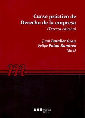 CURSO PRÁCTICO DE DERECHO DE LA EMPRESA