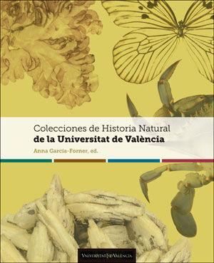 COLECCIONES DE HISTORIA NATURAL DE LA UNIVERSITAT DE VALÈNCIA