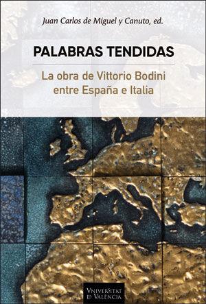 PALABRAS TENDIDAS